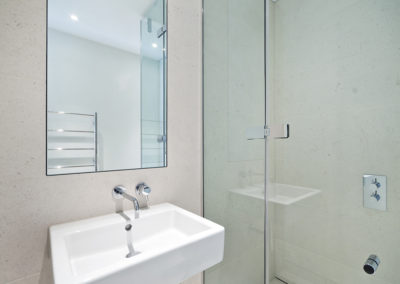 Frameless Shower Screen Geelong